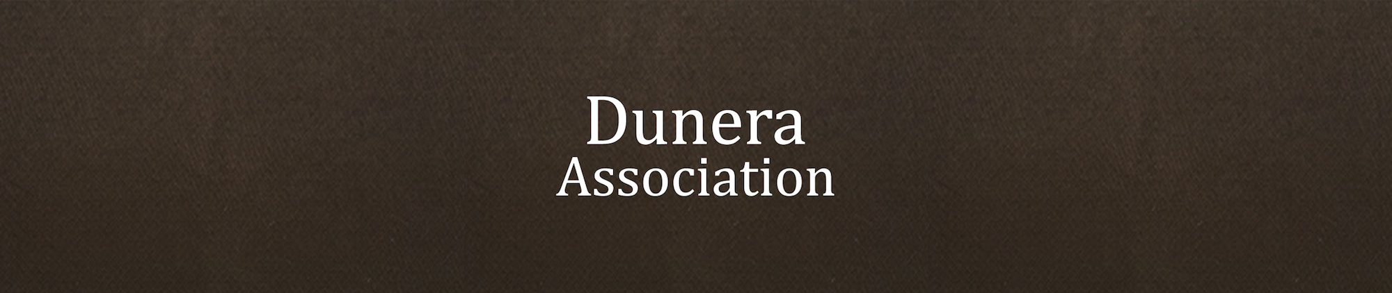 The Dunera Association